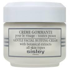 sisley buffing cream
